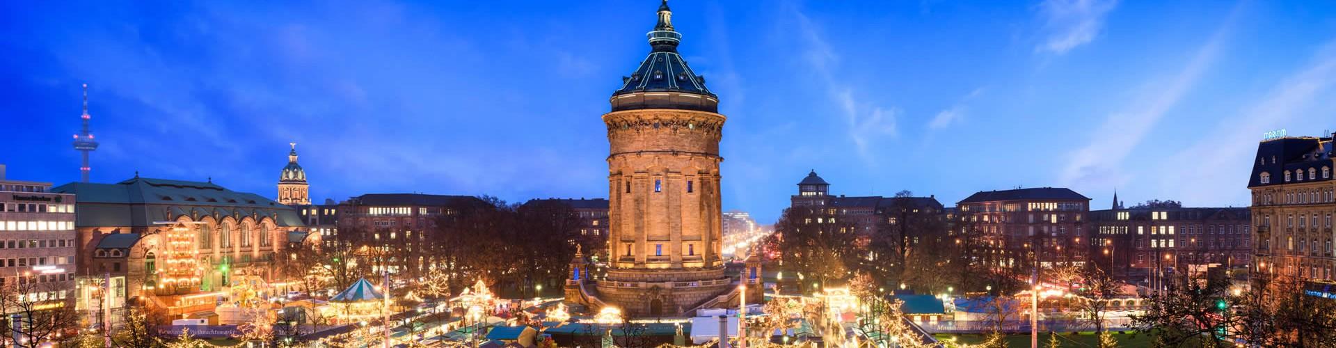 PLZ Mannheim